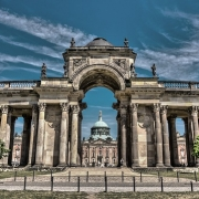 Château de Potsdam, Allemagne Europe Voyage