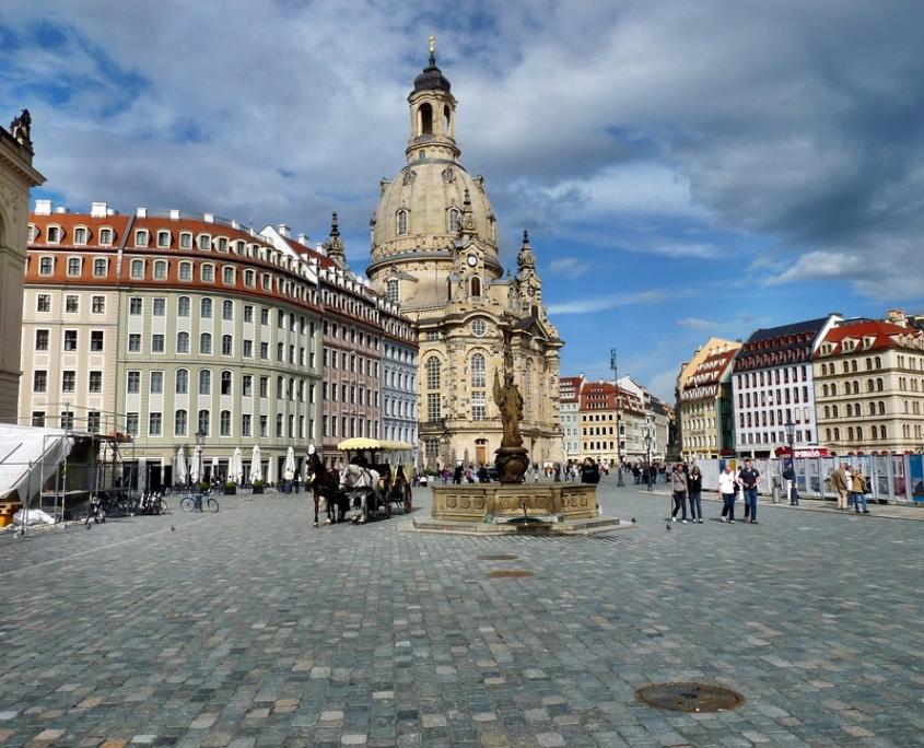 Dresde, Allemagne Europe Voyage