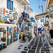 Mykonos Grèce Europe Voyage