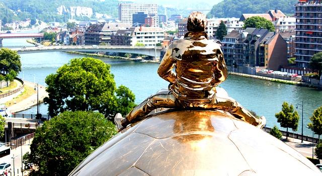 Namur Belgique Europe Voyage