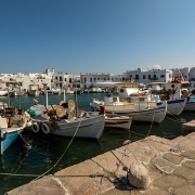 Port Paros Grèce Europe Voyage