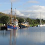 Port de Fort William, Écosse Europe Voyage