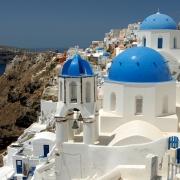 Santorin Grèce Europe Voyage
