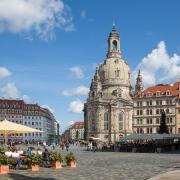 Ville de Dresde, Allemagne Europe Voyage