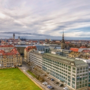 Ville de Leipzig, Allemagne Europe Voyage