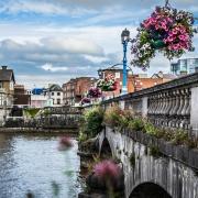 Pont de Limerick Irlande Europe Voyage