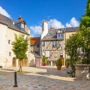 Orléans France Europe Voyage