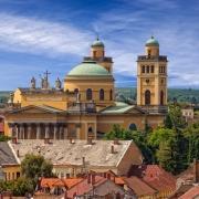 Basilique de Eger, Hongrie Europe Voyage