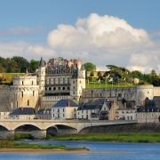 Amboise Loire France Europe Voyage