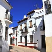 Ronda et ses maisons blanches Espagne Europe Voyage