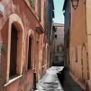 Ruelle de Manosque France Europe Voyage