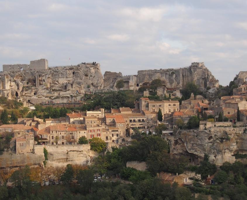 Les Baux de Provence France Europe Voyage