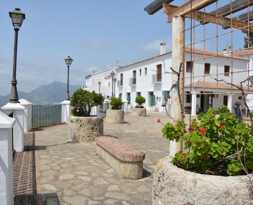 Village blanc Zahara, Andalousie Espagne Voyage