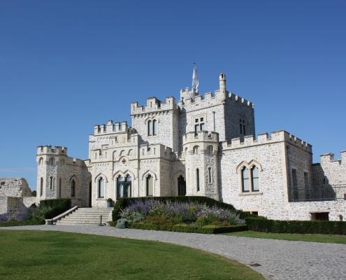 Château D'Hardelot, Condette Nord pas de Calais France Europe Voyage