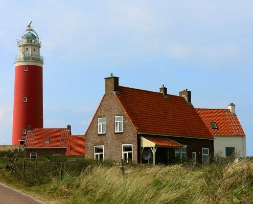Phare de l'île de Texel Pays Bas Europe Voyage
