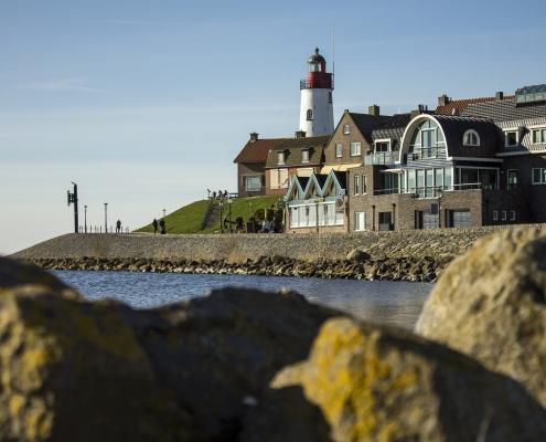 Village d'Urk Pays Bas Europe Voyage