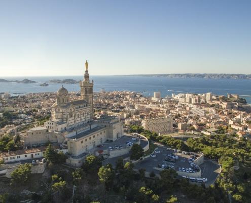 Marseille Notre Dame de la Garde France Europe Voyage