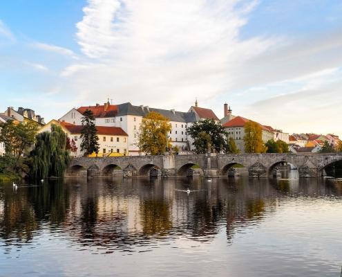 Pisek République Tchèque Europe Voyage