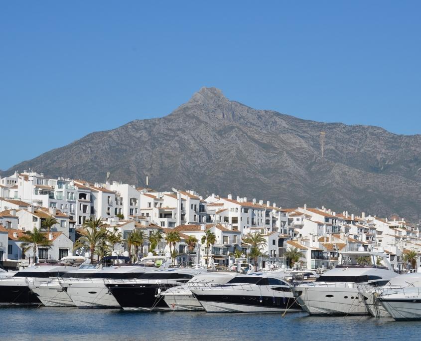 Port Banus, Marbella, Andalousie, Espagne, Voyage