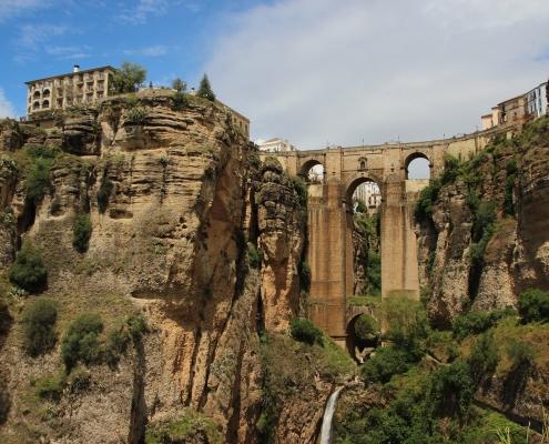 Pont de Ronda Espagne Europe Voyage