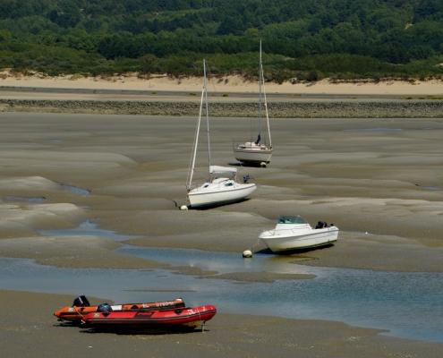 Plage de la côte Nord Pas de Calais France Europe Voyage