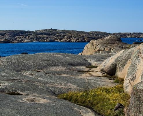 Côte de Suéde Scandinavie Voyage