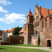 Château Torun Pologne Europe Voyage