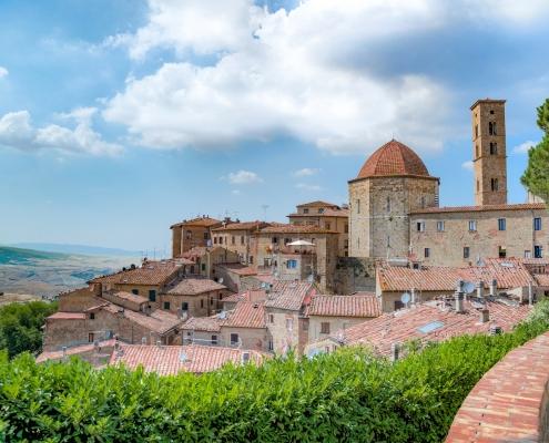 Volterra Italie Europe Voyage