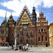 Place Wroclaw Pologne Europe Voyage
