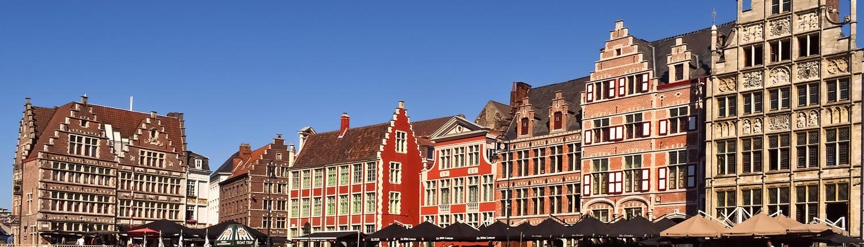 Gand Belgique Europe Voyage