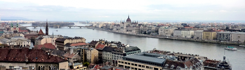 Budapest Danube Hongrie Europe Voyage