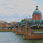 Pont de Toulouse France Europe Voyage