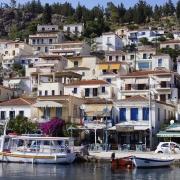 Baie de Poros Grèce Europe Voyage