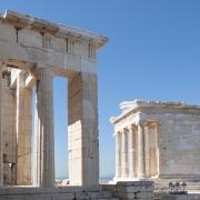 Temple de Acropole, Athènes Grèce Europe Voyage