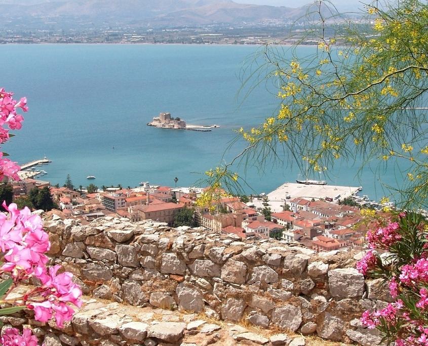 Baie de Nauplie, Grèce Europe Voyage