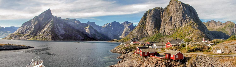Lofoten Norvège Scandinavie Europe Voyage