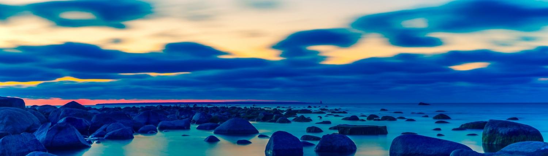 Mer Baltique Pays-Baltes Europe Voyage