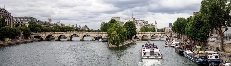 Paris France Seine Europe Voyage