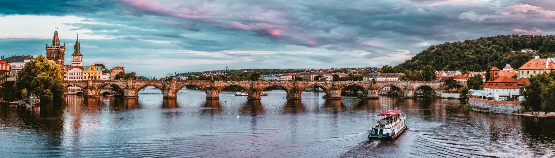 Prague République Tchèque Bohême Europe Voyage